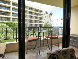 Renovated Oceanview Condo On 5 Mile White Sandy Beach