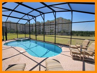 Windsor Hills Resort 15 - Exclusive villa with pool and game room near Disney