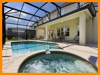 Windsor Hills Resort 299 - Luxury villa with pool and game room near Disney