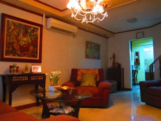 Quaint and Simple Two Floor House | Makati