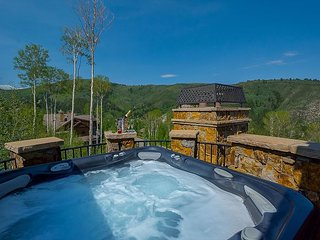 Grand, True Ski-in/out Castle; Theater, Game Room, Indoor Grotto, and Hot Tub
