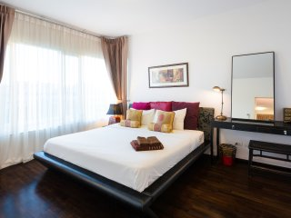 Baan SanDao Beachfront Condominium HuaHin_D Two Bedrooms Apartment