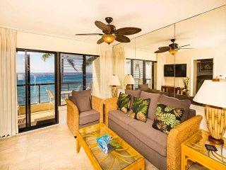 Great View+Upgrades! Island Decor, Open Kitchen, WiFi, Lanai, Laundry–Poipu