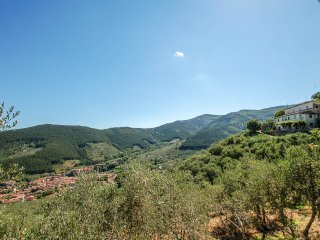 Detached villa with private pool 2km from village, 30 km from sea. Great views!!