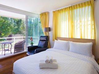3-Bedrooms Apartment-Pool&Sea View:A Baan SanPloen Beachfront Condominium,HuaHin