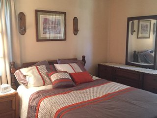 $550 a month for lodge style room/kitchen/laundry