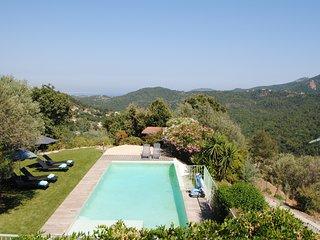 Beautifully decorated villa close to Cote d'Azur (villarocherouge . com)