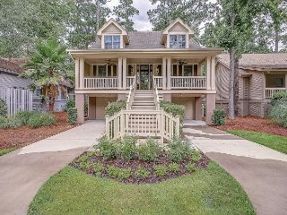 74 Shell Ring - Beautiful 3 Bedroom Sea Pines Home!