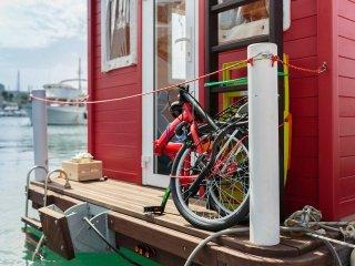 Amazing House Boat Sardinia
