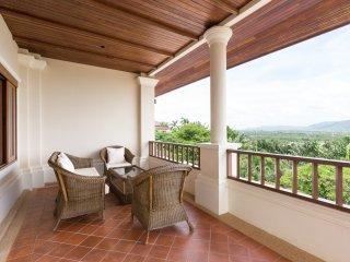 4 to 6 bedroom pool villa with scenic views at Laguna Phuket