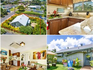 May Special!!~Perfect Location~Ocean View-Hot Tub~Steps to Amazing Beach