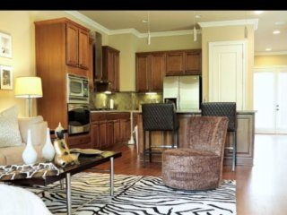 3 Bed 3.5 bath LUXE TOWN HOME Sleeps 6/Garage.#004