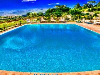 Spoleto By The Pool:APT 1. Central Spoleto/0.4 mls