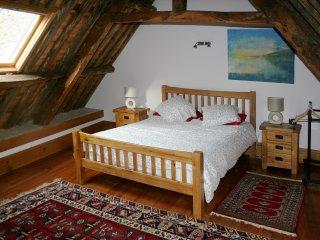 Rose Cottage, Lehon, Dinan, Brittany