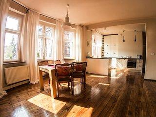 Apartment Katowice Nikiszowiec