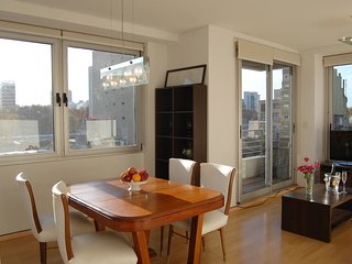 2 Bedrooms great modern tower, Palermo Soho