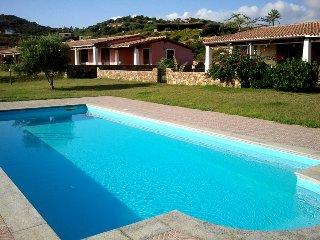 Villa con Piscina fronte mare