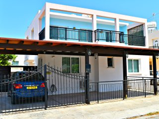 Kato Paphos - Apartment with Private Pool - Wifi - Aircon - Universal Area