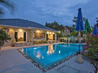 Baan Kinaree | 5 Bed Pool Villa near Jomtien Beach in South Pattaya
