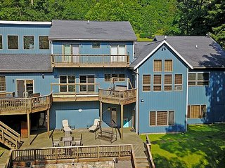 Multiple decks & master suites within 5 minutes from Wisp!
