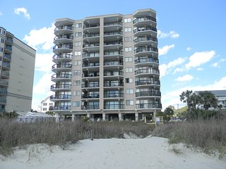 Direct Oceanfront 2 Bedroom Condo -  Crescent Towers II ~ Great Views!