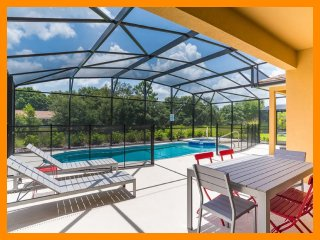 Solterra Resort 3 - Exclusive villa with private pool and game room near Disney
