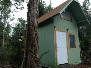 Tiny House Completely Private- National Volcano Park
