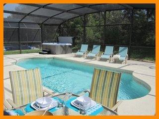 Emerald 57 - Premium villa with private pool and game room near Disney