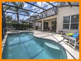 Emerald 28 - 5 star villa with private pool near Disney