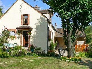 Traditional house near vineyard
