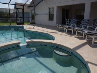 Beautiful Disney Home-Private Pool, WiFi, Disney/Orlando