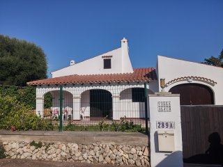 Chalet individual con piscina privada en tranquila zona de Cales Piques.