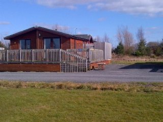 Harvest Plus 14 (Hot tub) - Luxury hot tub lodges in the heart of Yorkshire.
