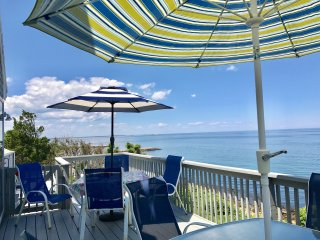 Ocean Living on Cape Cod Bay - walk to private community beach