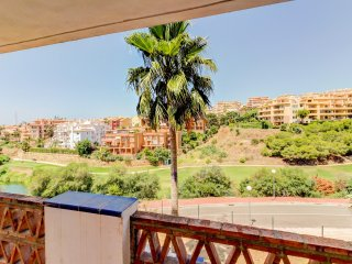 Apartamento Islas de Riviera Golf, Con Tenis y Golf