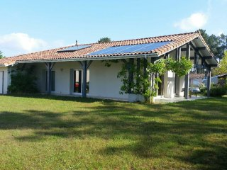 House with 3 bedrooms in Lit-et-Mixe, with enclosed garden - 7 km from the beach