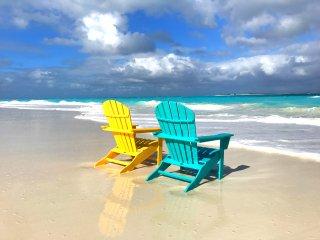 Stunning Oceanfront Beach Villa