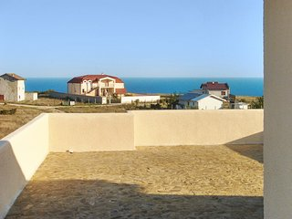 Villa w sea view near golf, beach