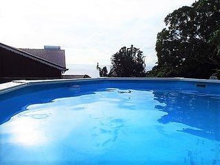 Dreamy island-style villa, sea view