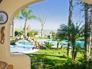 Large villa near Rabat with pool
