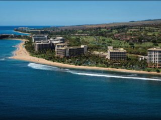 Marriott's Maui Ocean Club, Maui, Winter break, 2018, 2 bedroom island view