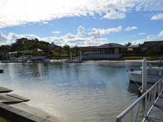 Anchorage Waterfront Holiday Unit at Yamba