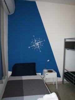 Blue Bedroom (2 full, 1 twin)