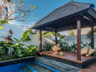 scenic 2 bedroom villas at Kuta