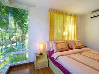 3-Bedrooms Apartment-Pool View:D Baan SanPloen Beachfront Condominium,HuaHin