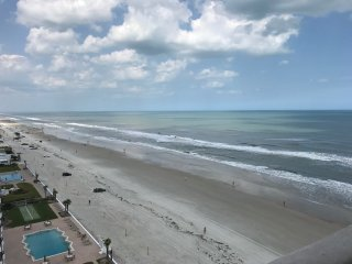 Daytona Beach Ocean Front Two Bedroom Two Bathroom Condo Monthly Rentals