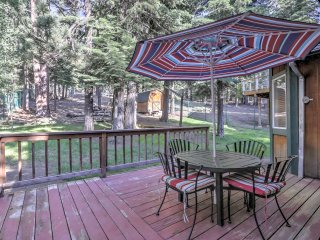 NEW! 3BR South Lake Tahoe Home w/ Deck & Fire Pit!