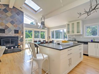 Modern Hampton Bays House w/Pool & Bay Rights!