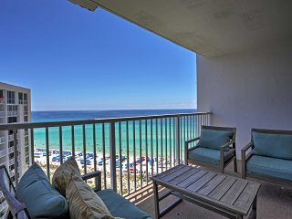 New! Beachfront 2BR Destin Condo w/Private Balcony