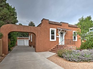 NEW! Cozy 3BR Colorado Springs House Near Downtown